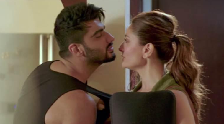 Arjun Kapoor是一个很好的吻:Kareena Kapoor.