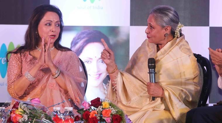 Jaya Bachchan:Dharmendra Hema Malini的惊人伴侣