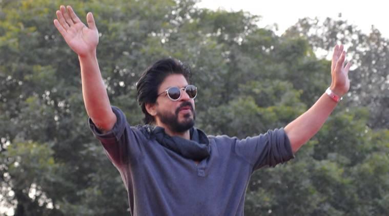 "SRK很高兴将""Dillipan""带入粉丝中Gaurav的性格"