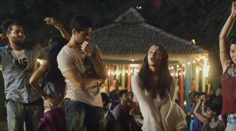 Kapoor&Sons Sons Song Kar Gai Chull发布:alia,锡达特语舞蹈无忧无虑