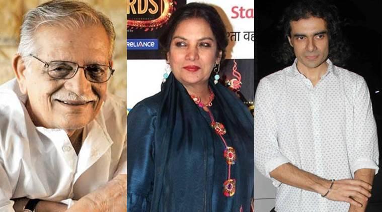 Gulzar,Shabana Azmi,Imtiaz Ali参加Urdu Fest