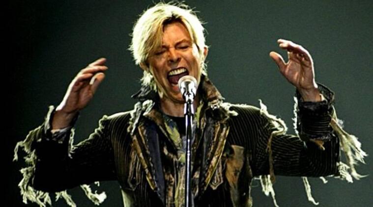 David Bowie的十几岁的女儿继承了2500万美元