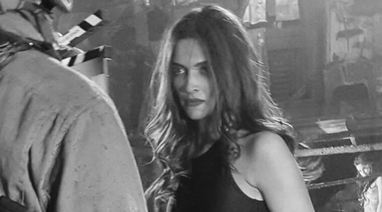 XXX Director D.J.库拉索释放了Deepika Padukone作为Huntress Serena