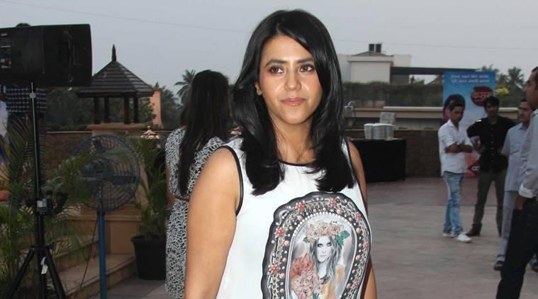 Ekta Kapoor'发誓'她不是电视女王