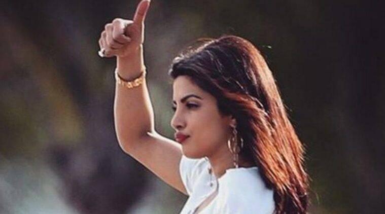 Priyanka Chopra达到1300万推特粉丝