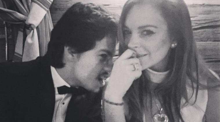Lindsay Lohan约会俄罗斯商人?