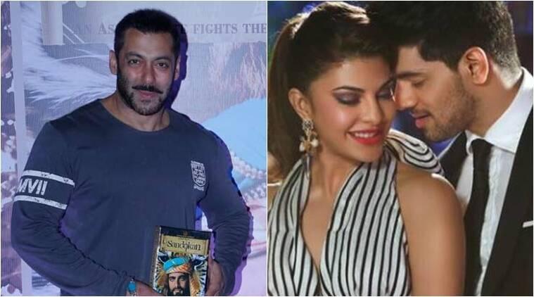 "Salman Khan终于看着""杰基宝贝"",SoorajBaba的'GF BF'歌曲,称之为惊人"