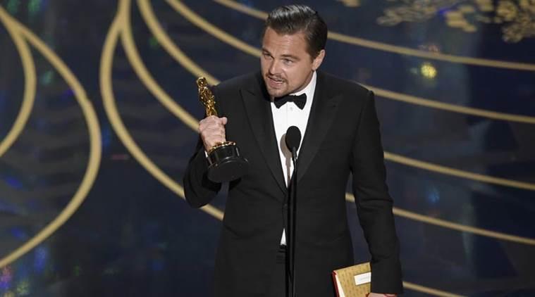 Leonardo Dicaprio几乎将他的奥斯卡奖杯留在酒店