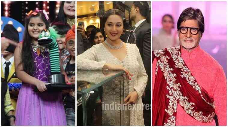 Swasti nitya Idolises Amitabh Bachchan,Madhuri Dixit